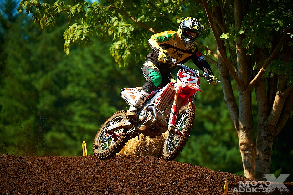 2011 US AMA National Washougal - Chad Reed - 2011