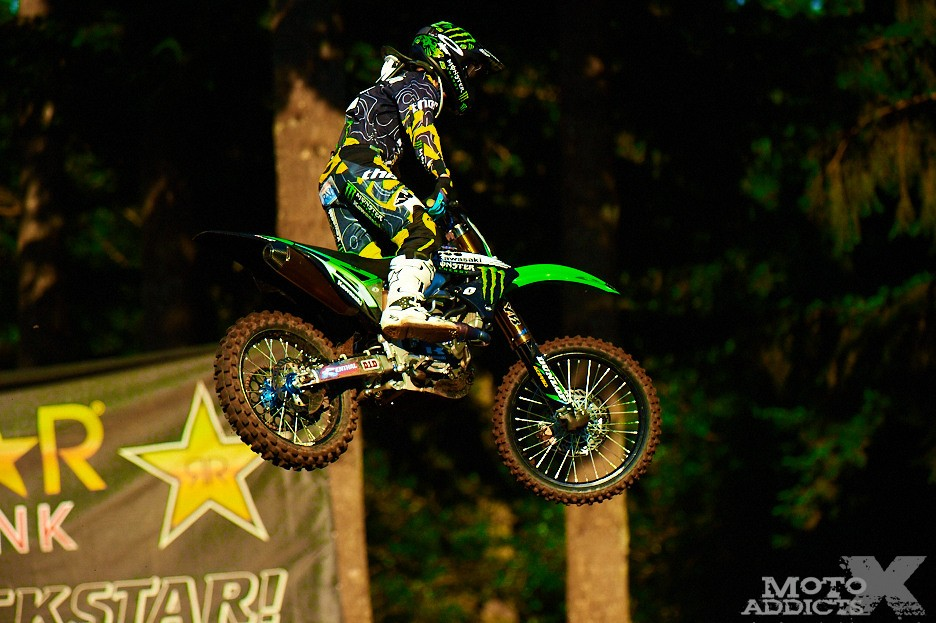 2011 US AMA National Washougal - Ryan Villopoto - 2011