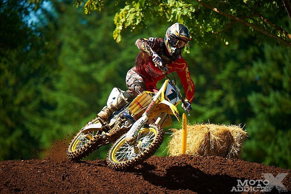2011 US AMA National Washougal - Ryan Dungey - 2011