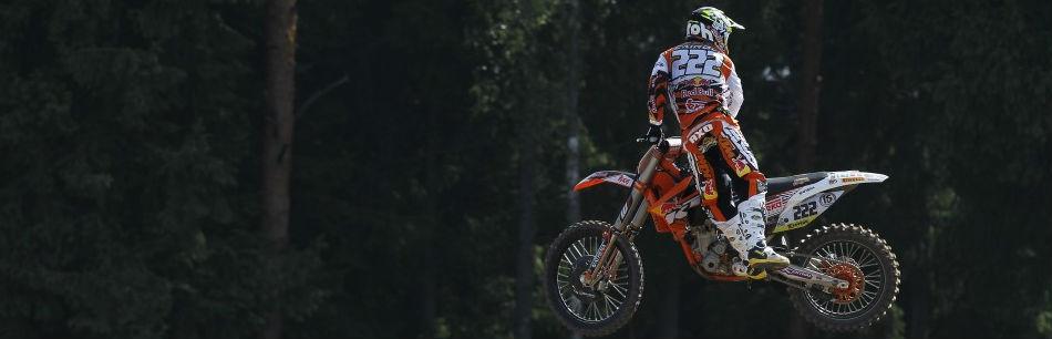 GP of Latvia Kegums - Antonio Cairoli - 2011