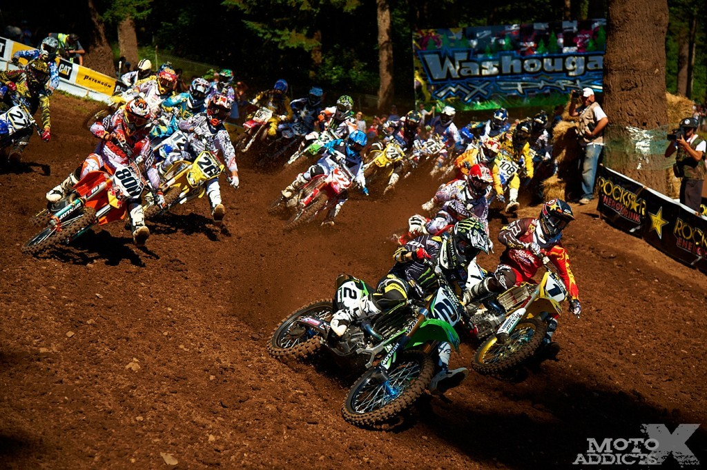 2011 US AMA National Washougal - Ryan Villopoto