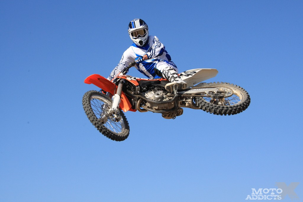 Damon Bradshaw  - Western Power Sports - KTM - Fly Racing - Photo Courtesy of WesternPowerSports (http://www.wps-inc.com)