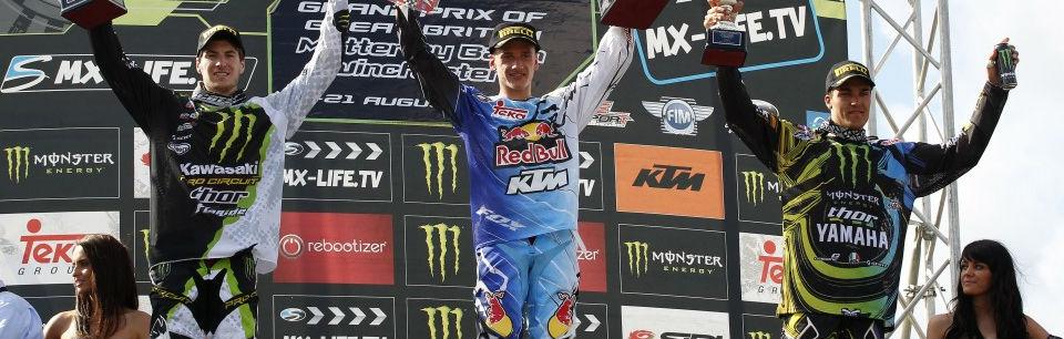 Tommy Searle - Gautier Paulin - Ken Roczen - Matterlu Basin - mx2 - 2011 - FIM Motocross