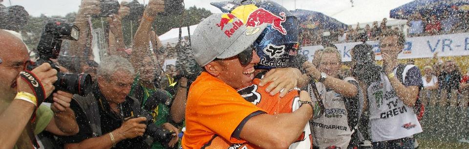 Antonio Cairoli - Ken Roczen - Gaildorf - Grand Prix of Europe