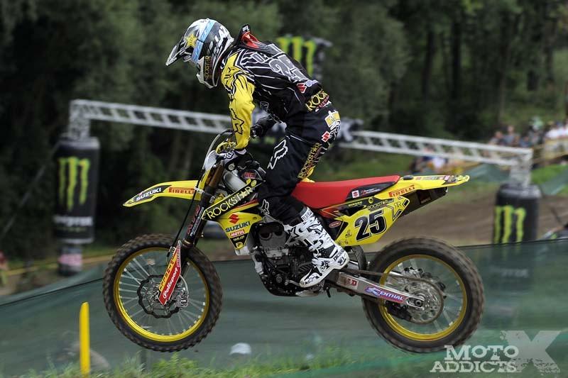 Clement Desalle - Gaildorf - Grand Prix of Europe