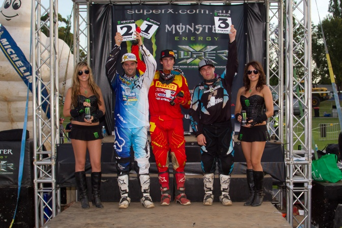 Race Results: Australasian Super-X Championship – Round 4
