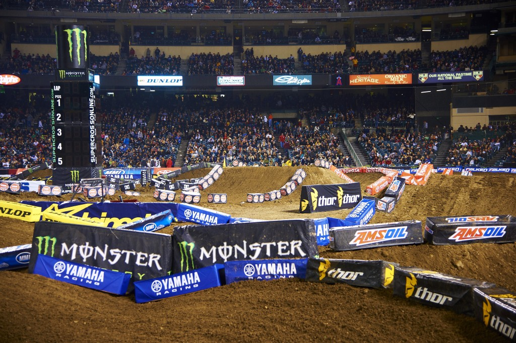 Angel Stadium - Anaheim 1 Supercross - 2012 - sx