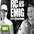 Carmichael vs. Emig: The Showdown Video