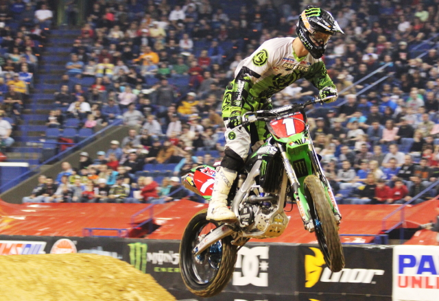 Race Results: AMA Arenacross – Frensno, Ca.