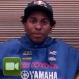 James Stewart - pre race - update - san diego - Supercross - 2012