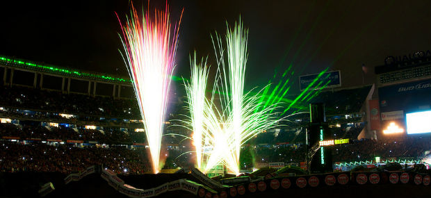 Opening Ceremony - San Diego - 2012 - supercross