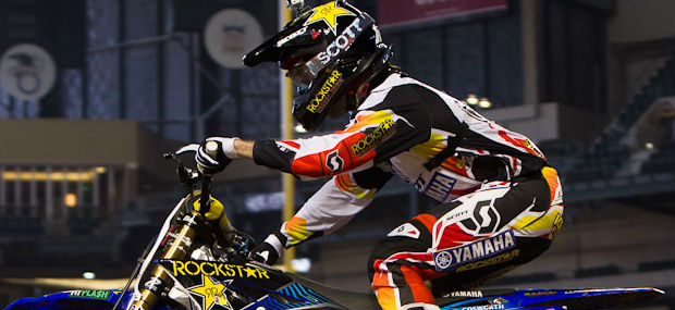 Ryan Sipes - Anaheim 1 - Supercross - 2012