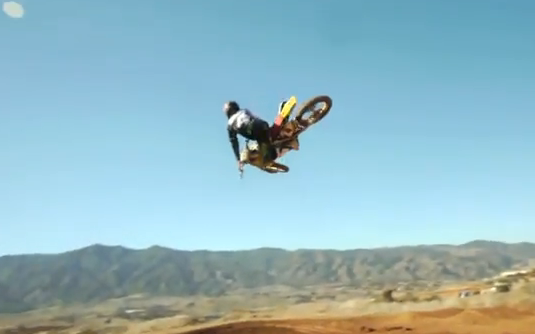 "Dirt Shark – ""Takin It Back With Ricky Carmichael"""