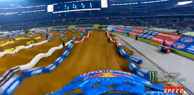 GoPro HD: 2012 Dallas Supercross Main Event Videos