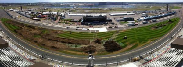Construction Begins on Ricky Carmichael Course for Daytona SX