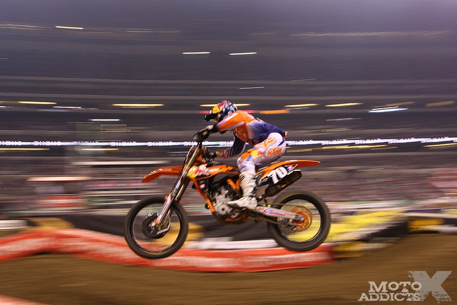 Ken Roczen - Photo: Matt Rice