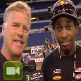 Supercross LIVE! 2012 – Behind the Scenes with James Stewart