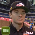Supercross LIVE! 2012 – Behind the Scenes with Josh Grant
