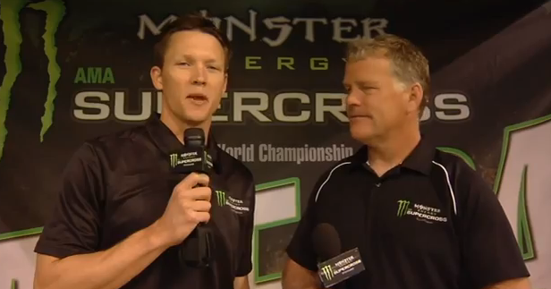 Supercross LIVE 2012 – Official Pre Show from Indianapolis