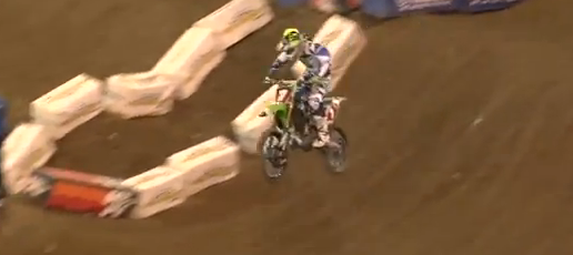 Supercross LIVE! 2012 – Video of Supercross First Practice – Indy SX