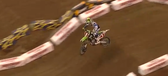 Supercross LIVE ! – Video of 450 Second Practice – Indy SX