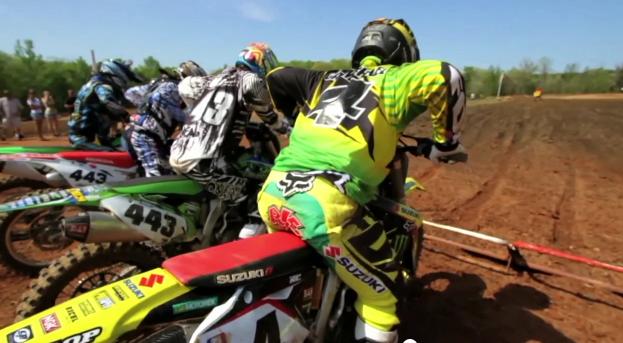 Ricky Carmichael Racing Again – Video