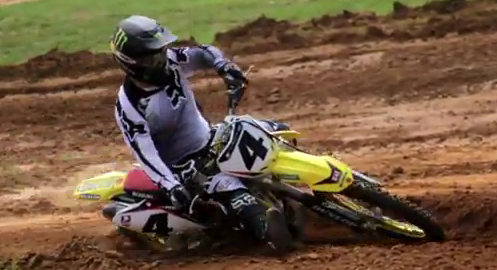 Ricky Carmichael Riding Tips | Rutted Corners