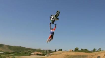 Adam Jones Goes Balistic (Video)