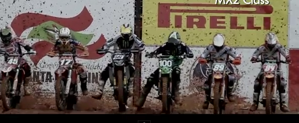 Pourcel and Searle dominate the MX GP of Brazil 2012