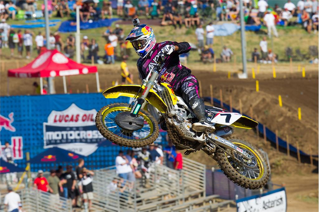 Lucas Oil Motocross Stats: Freestone National