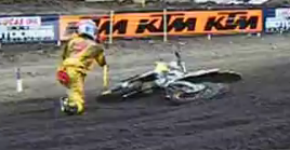 James Stewart's Thunder Valley Crash Best View