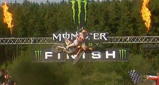2012 MXGP of Belgium Highlights