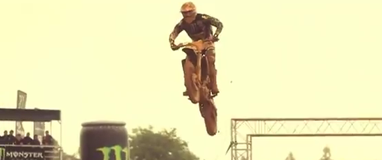 Behind the scenes at the MX GP of Portugal 2012