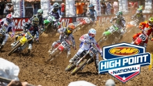 2012 High Point National: Race Highlights