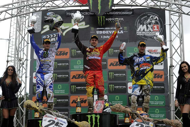 All Change in MX1 – Desalle takes the Lead