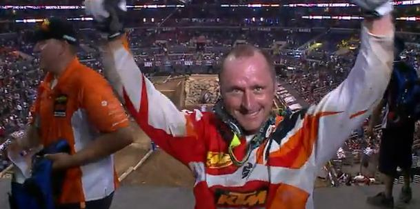 X Games 2012: Men's Enduro X Final Highlights – Video