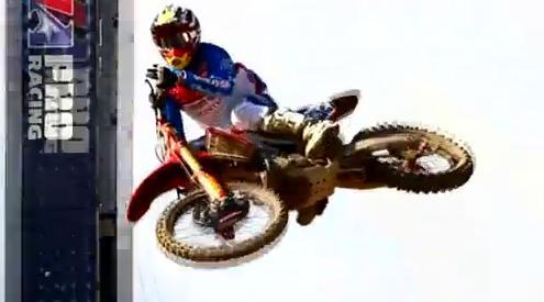 Billy Laninovich Motocross Interview + Riding