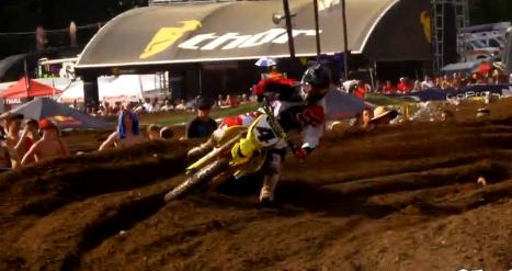 Ricky Carmichael Races Loretta's – Video
