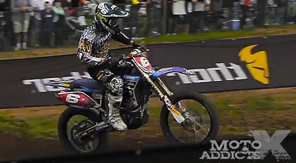 Serco Yamaha Metal Mulisha MX Nationals Round 8