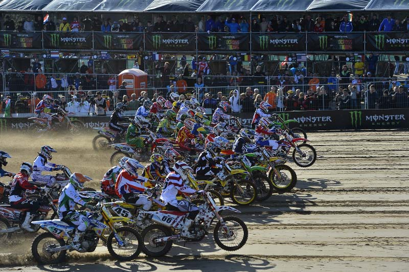 Germany on pole for 66th Motocross of Nations