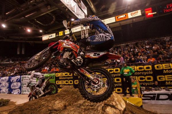 Blazusiak wins again in Idaho – Endurocross