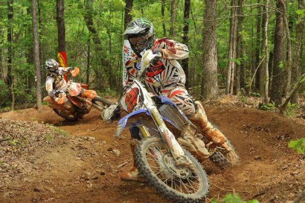 Whibley Leads Field Into Powerline Park GNCC