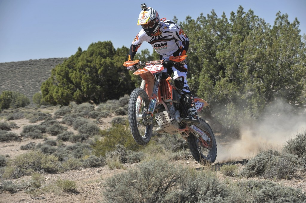 Kurt Caselli wins National Hare & Hound Finale