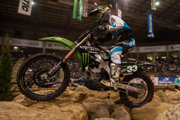 Taddy Blazusiak Dominates In Denver – Endurocross