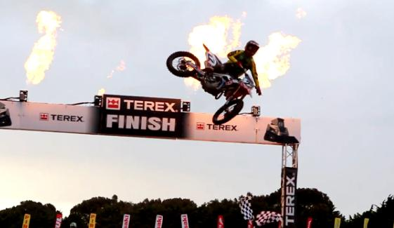 Australian SX Phillip Island Pro-Open Race Report