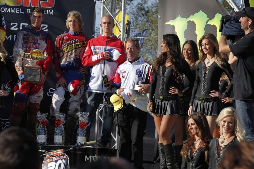 Honda man Barcia takes Team USA to podium success