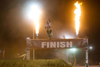 2012 Australian Supercross Points