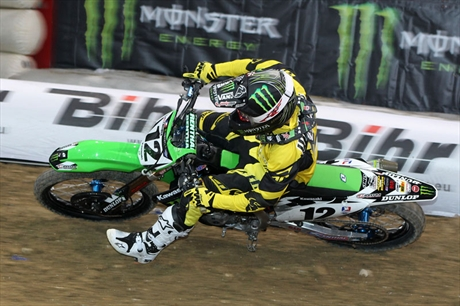 """Jake Weimer Crowned the 2012 """" King of Bercy"""""""
