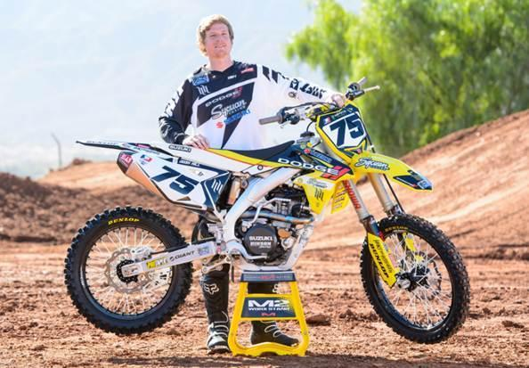 It's Official, RCH Racing Signs Josh Hill