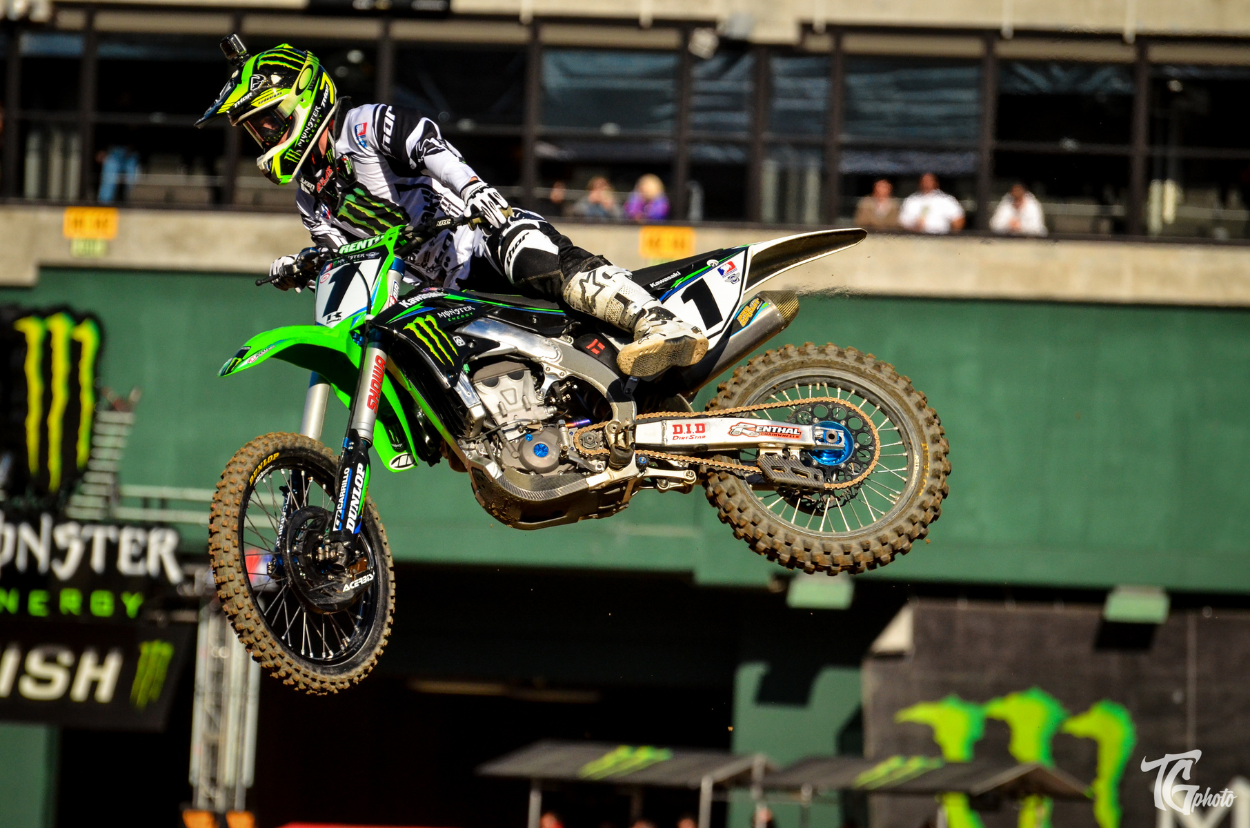 Cape Girardeau Honda >> MotoXAddicts | Title Fight Continues at Angel Stadium for ...